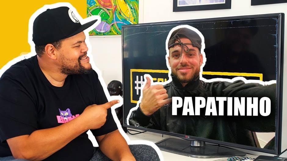 Live Babu e Papatinho