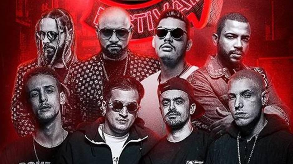 Live Tribo da Periferia - Festival 360