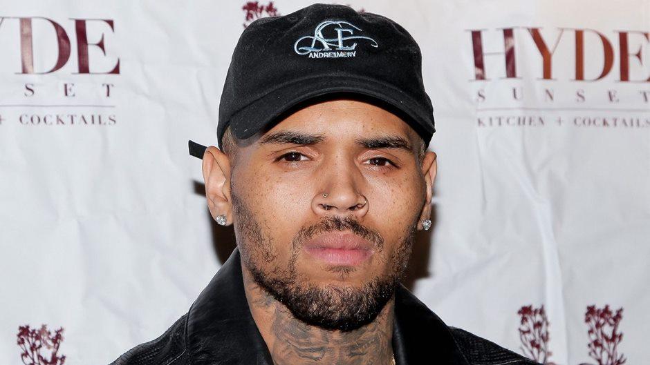 Chris Brown e Naldo