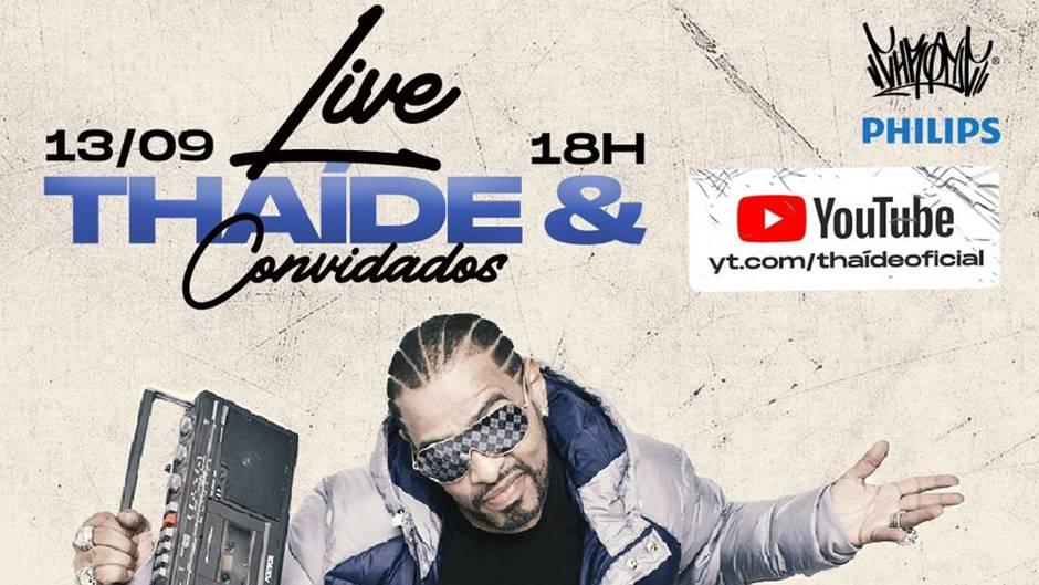 Live Thaíde