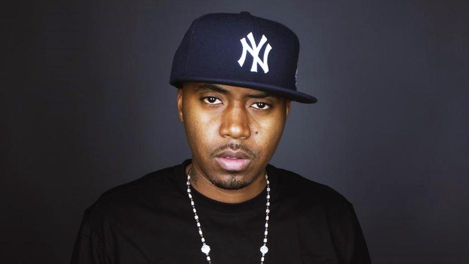 "Rapper NAS - ""Ultra Black"""