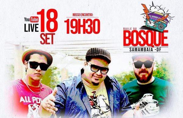 Live Diogo Loko e Sandrox