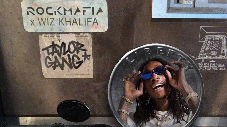 Wiz Khalifa e Rock Mafia -
