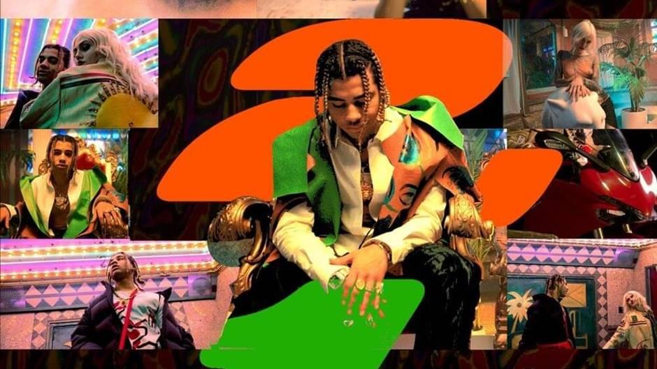 """o rapper e cantor da cidade de São Francisco, no Estados Unidos 24kGoldn está de volta com seu primeiro single do ano: """"3,2,1""""."""