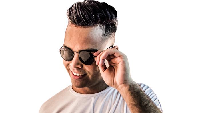 Eterno ícone do funk gravou música exclusiva para o DJ do jargão mais famoso de Brasília