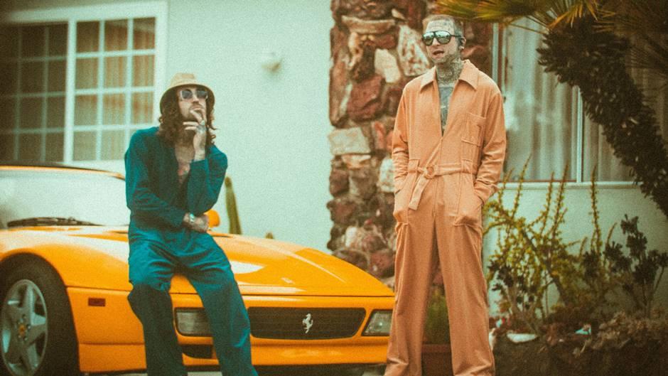 YelaWolf anunciou seu novo álbum inédito em colaboração com Caskey,