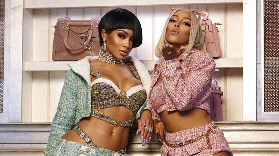 """Saweetiemarca o nome na história da música com a explosiva faixa""""Best Friend"""", lançamento deste ano em colaboração com a cantora e também rapper nominada ao grammyDoja Cat."""