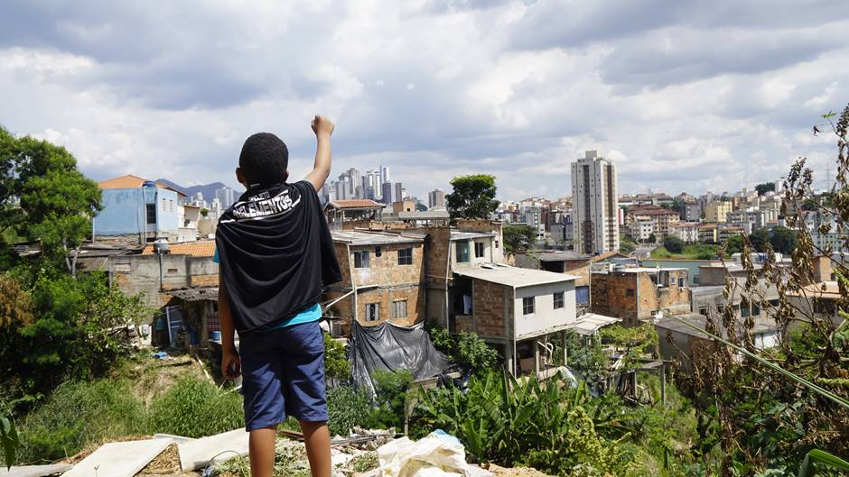 """Live marca lançamento do segundo álbum """"Favela Tem Voz"""", coletânea de artistas da cena rap e hip-hop da RMBH"""