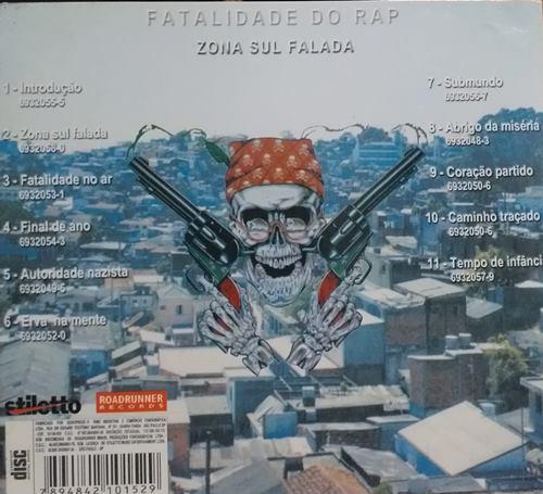 Fatalidade do Rap - Zona Sul Falada
