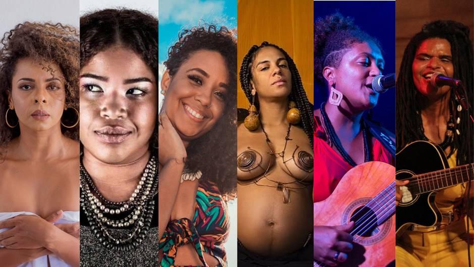 Música feminina, preta e independente. É daí que parte o Festival Frequências Preciosas, que acontece entre os dias 21 e 23 de maio, às 19h, pelo YouTube.