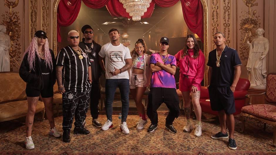 L7NNON, Xamã, Chris MC, Azyy, Lourena, Cynthia Luz, Ryan SP e Mc Poze do Rodo. Essa é a formação oficial da próxima edição do Poesia Acústica, projeto de grande sucesso no rap nacional.