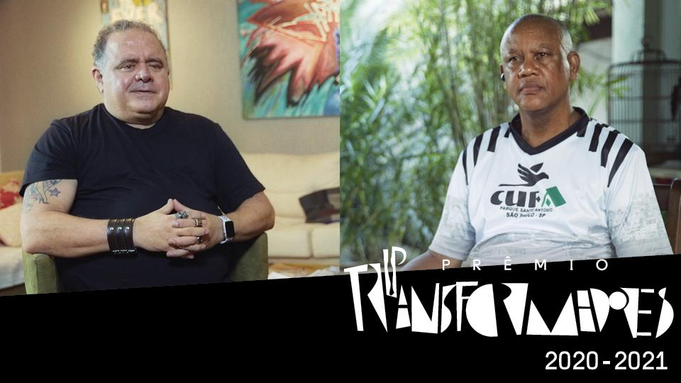 Celso Athayde, fundador da Cufa, e uma das maiores lideranças do ativismo social no Brasil, no 3º episódio do Trip Transformadores na TV Cultura