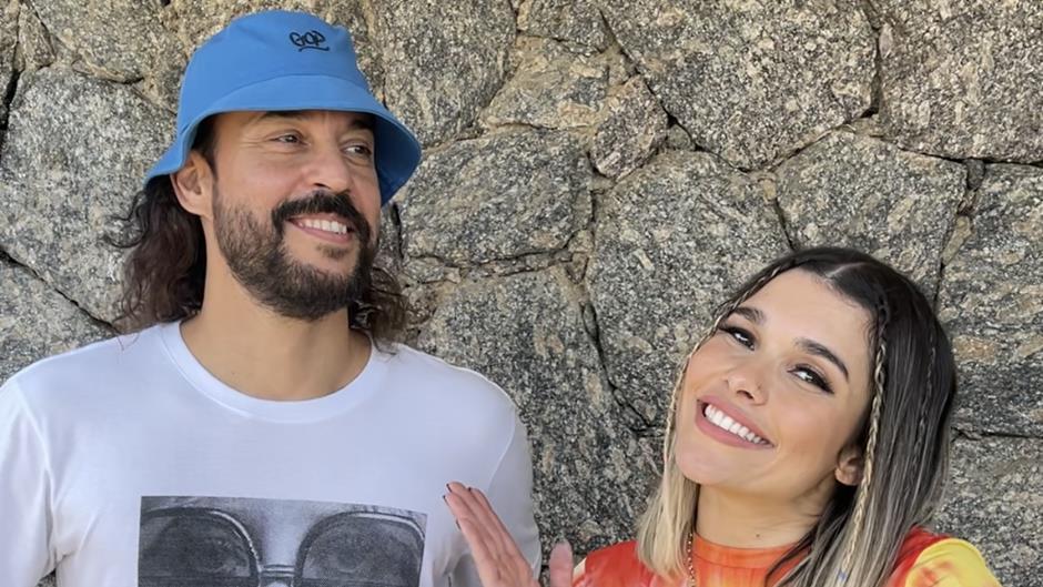 Gabriel O Pensador e Lary lançam clipe de